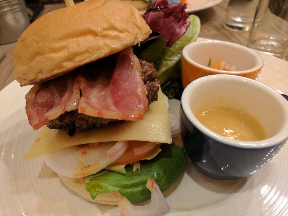 Half Pound Burger Bar & Grill