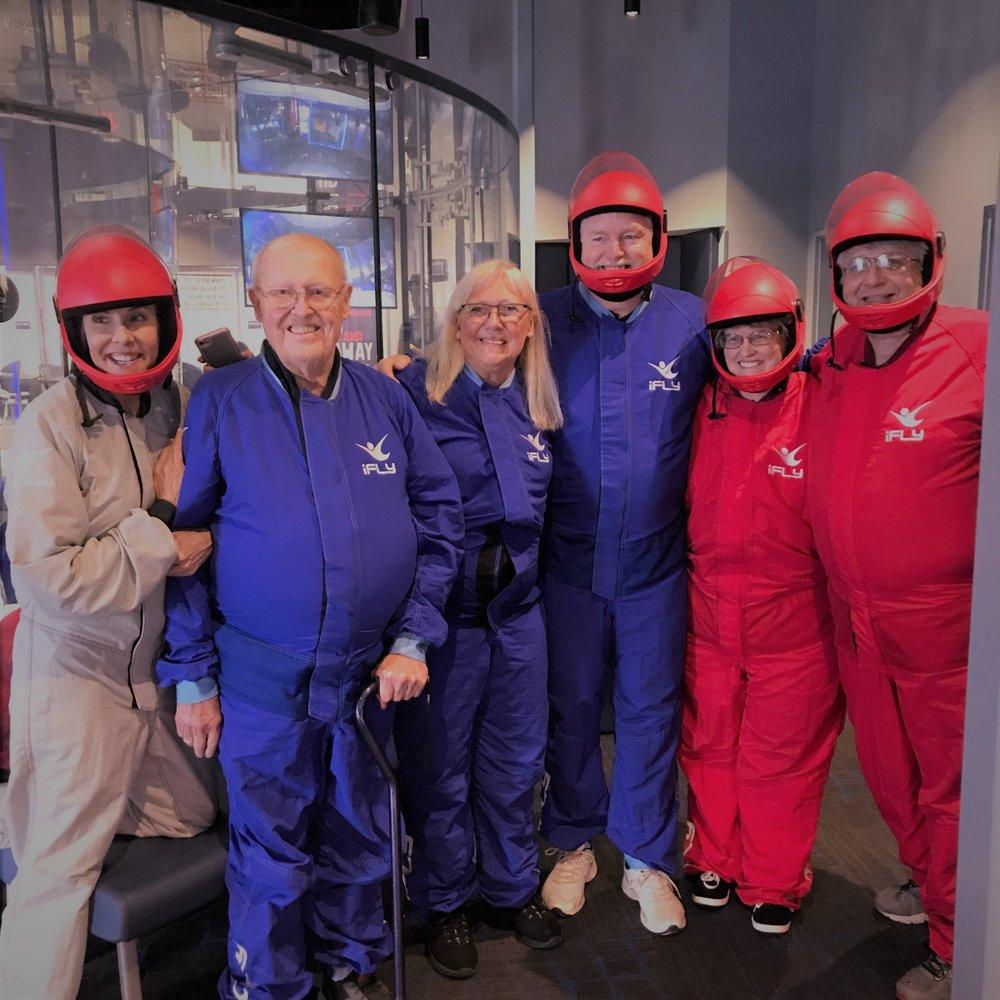 iFLY Indoor Skydiving - Cincinnati: 7689 Warehouse Row, Liberty Township, OH