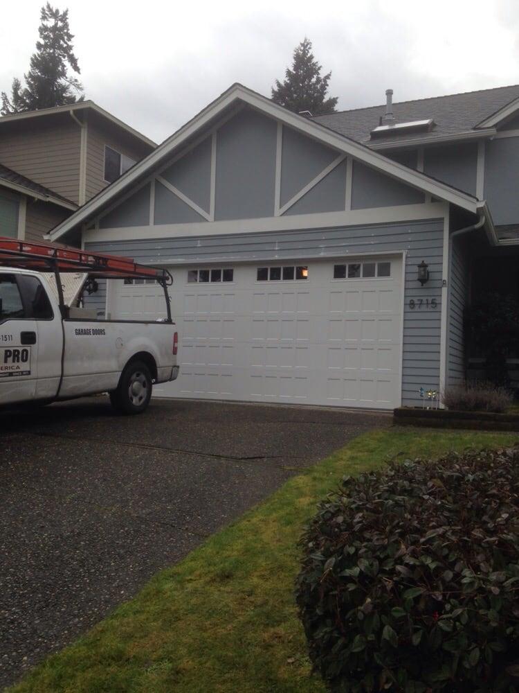 Door Pro America 25 Reviews Garage Door Services 7012 S 220th
