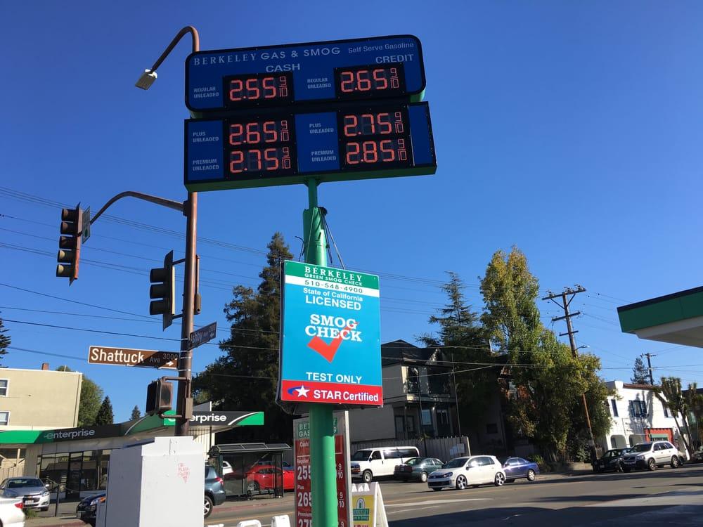 Smog Check Berkeley - 153 Reviews - Smog Check Stations