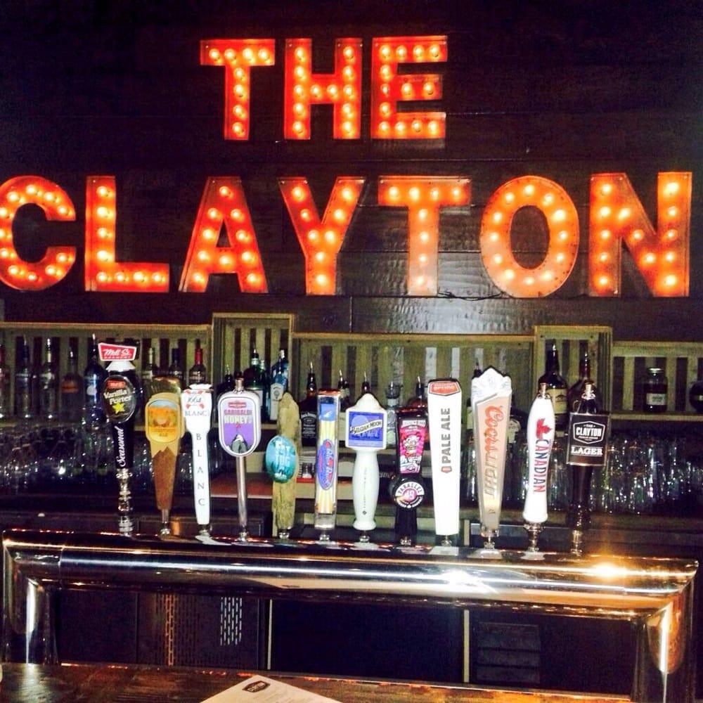Restaurants In Clayton Ca