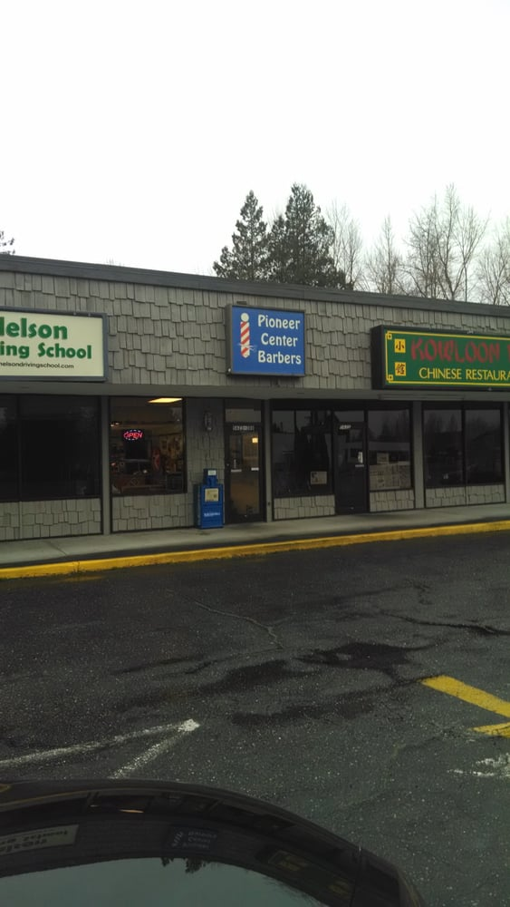 Pioneer Center Barbers: 5623 3rd Ave, Ferndale, WA