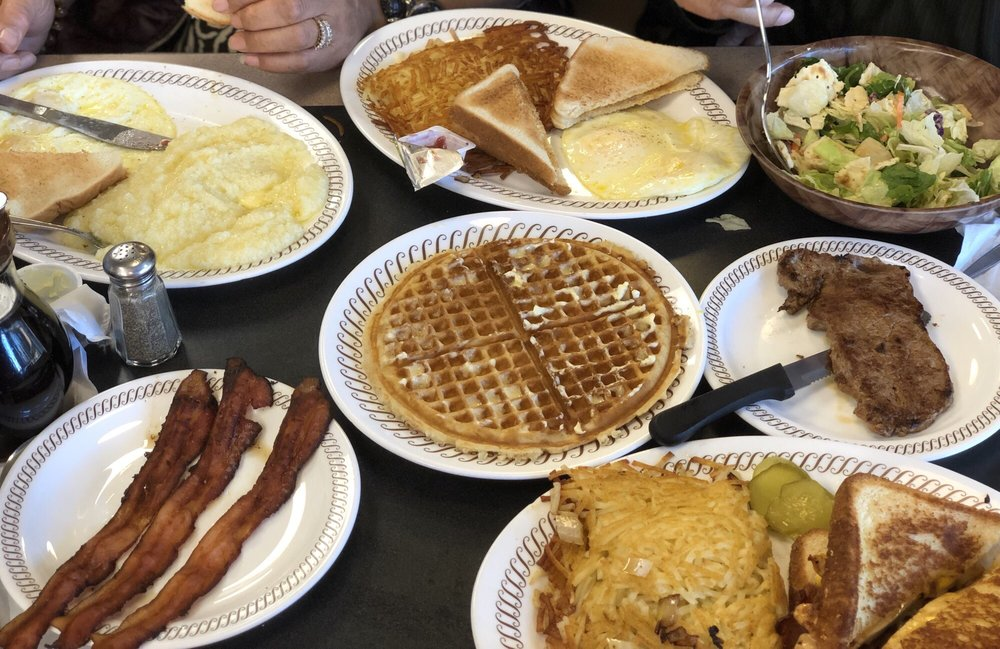 Waffle House: 78 Wind River Rd N, Atmore, AL