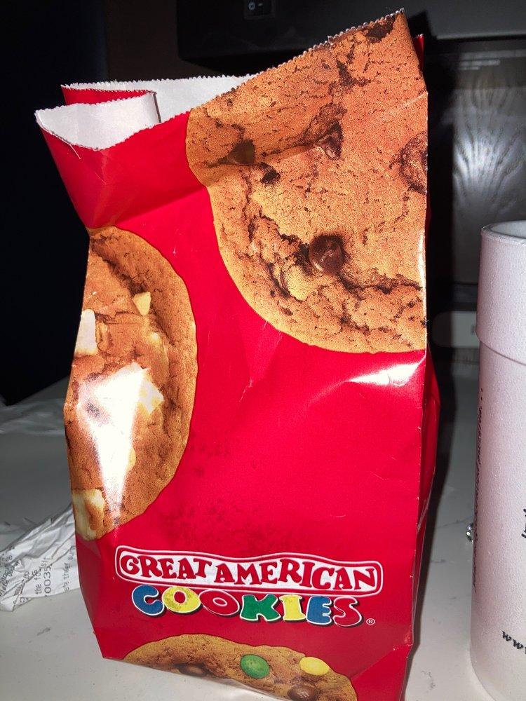 Great American Cookies: 306 City Cir, Peachtree City, GA