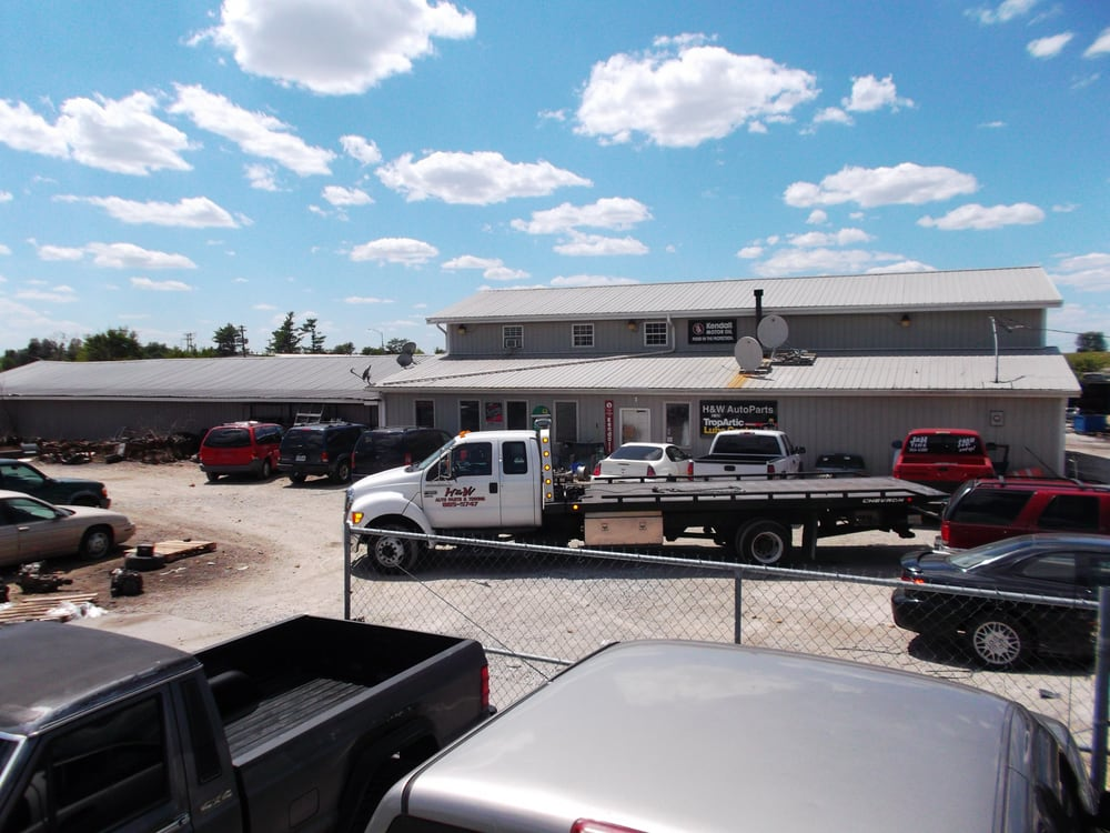 Salvage Yards Springfield Mo >> H W Auto Salvage Auto Repair 3425 W Commercial St