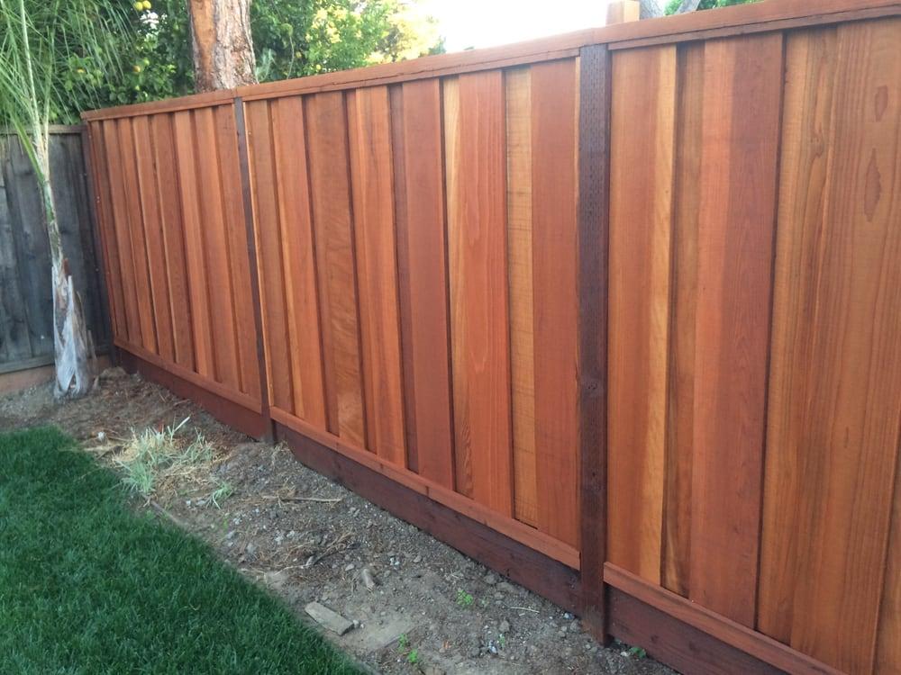 Reuben Borg Fence