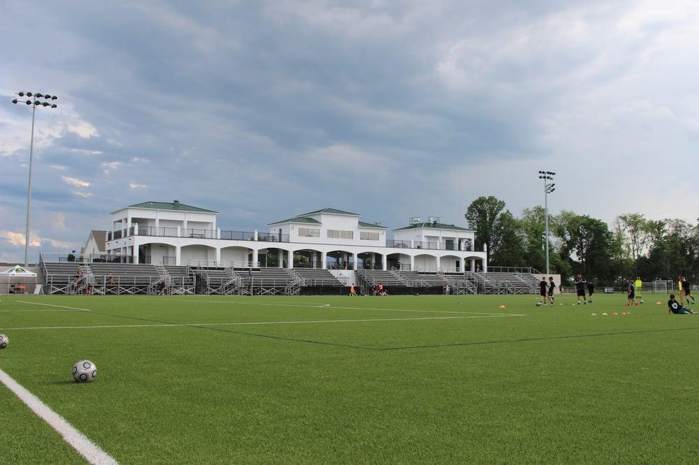 Evergreen Sportsplex: 19623 Evergreen Mills Rd, Leesburg, VA