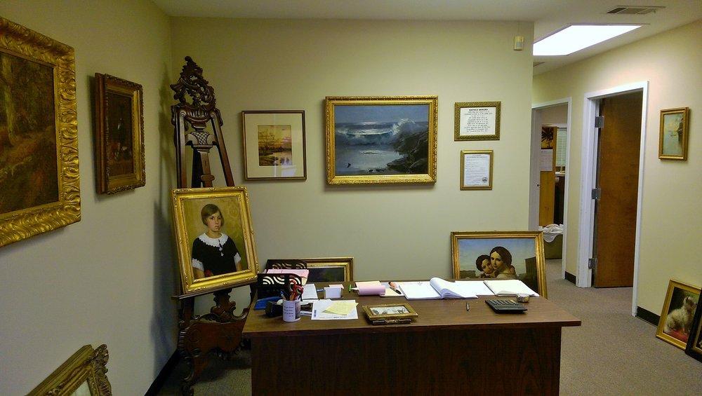 Master Framing & Conservation Studio: 3345 West Hospital Ave, Chamblee, GA