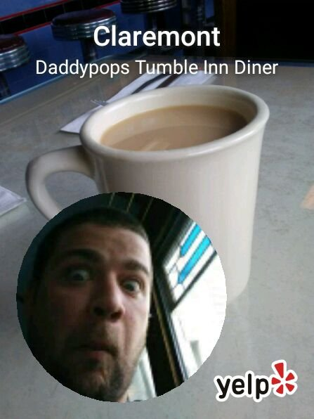 Daddypops Tumble Inn Diner: 1 Main St, Claremont, NH