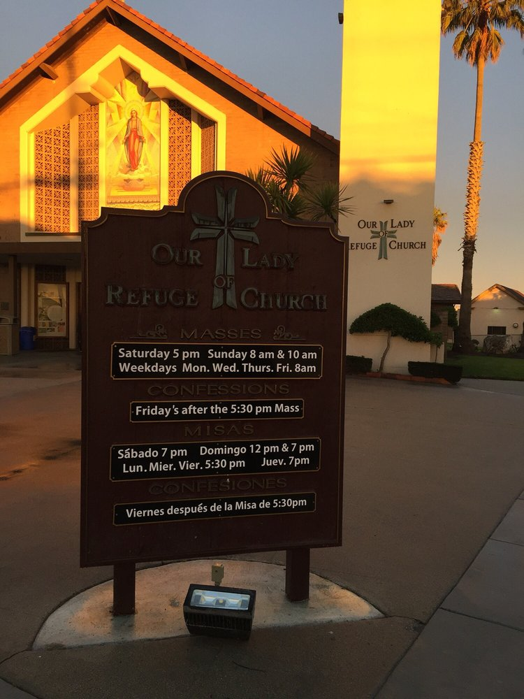 Catholic Church Our Lady of Refuge: 11140 Preston St, Castroville, CA