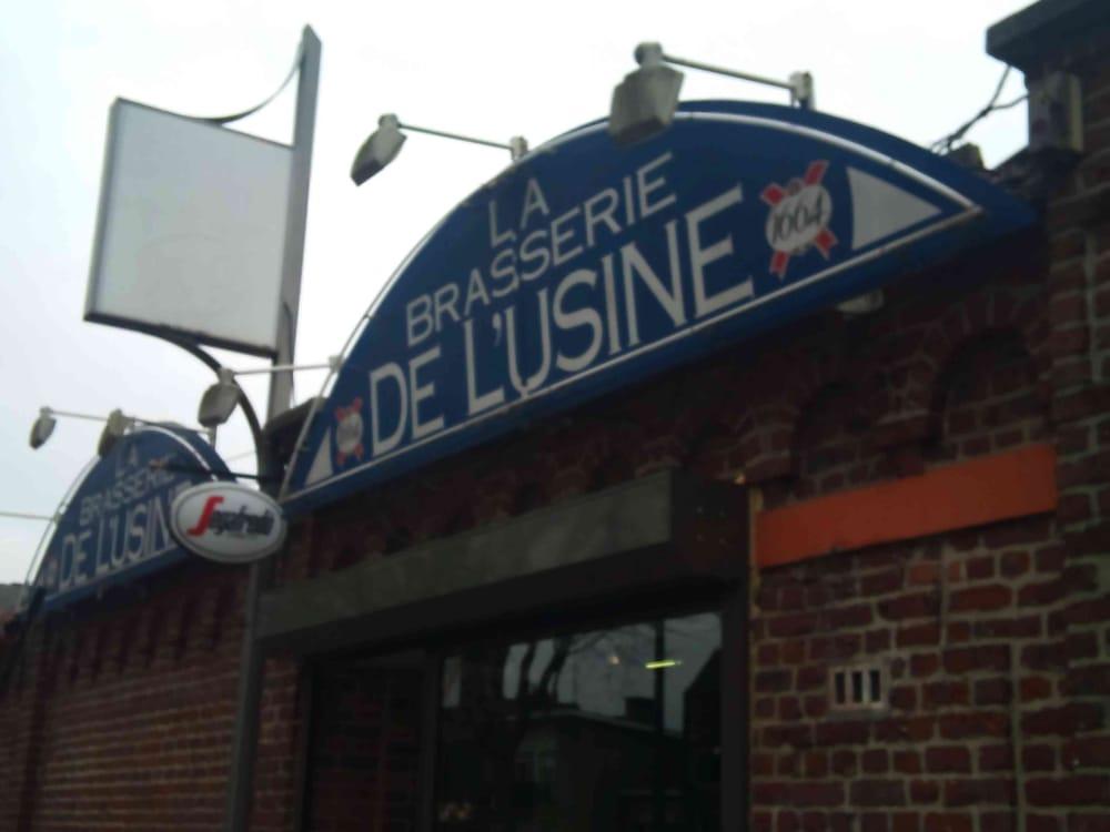 Photos pour la brasserie de l 39 usine yelp - Adresse de l usine de roubaix ...