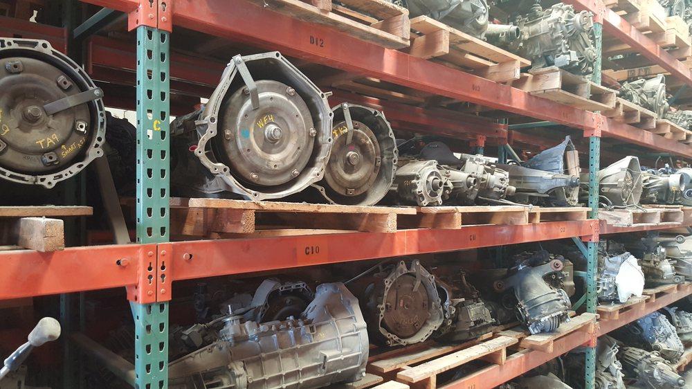 Sierra Auto Recycling: 401 W Inyokern Rd, Ridgecrest, CA