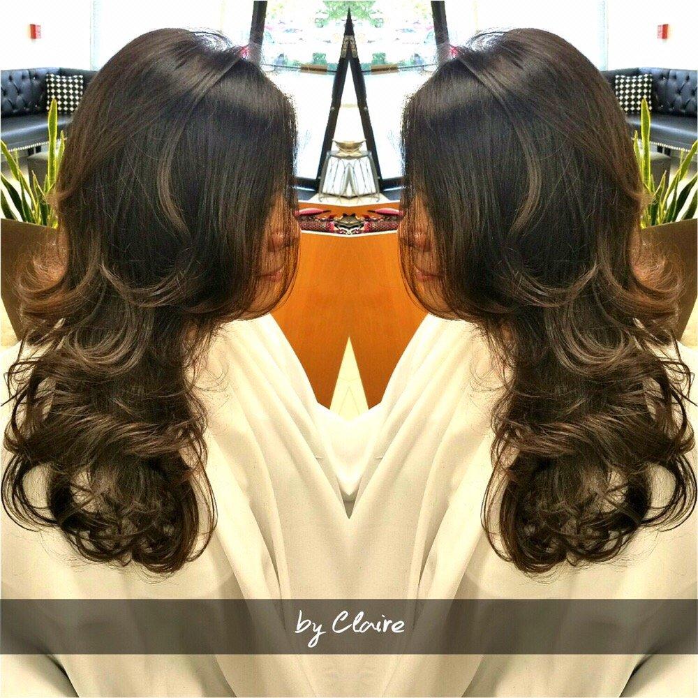 Layer Haircutdallasstylist Modernsalon Fmplatinumsalon