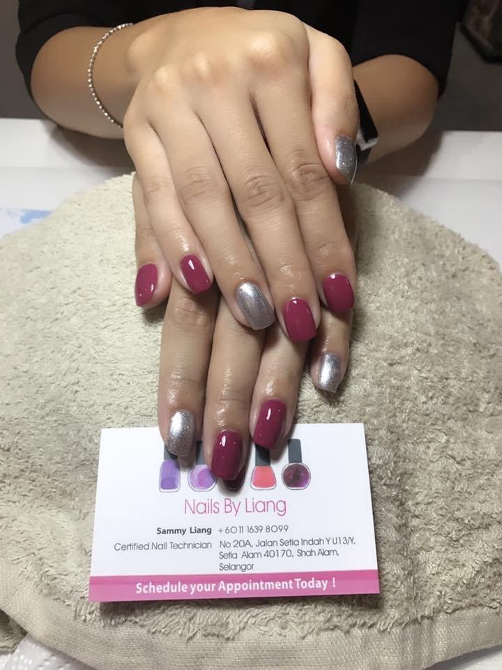 Nails By Liang- P&M Hair Gallery - Nail Salons - 20A, Jalan Setia ...