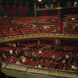 Photo Of Brady Theater Tulsa Ok United States Seating