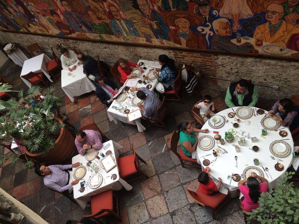 Comedor yelp for El mural de los poblanos