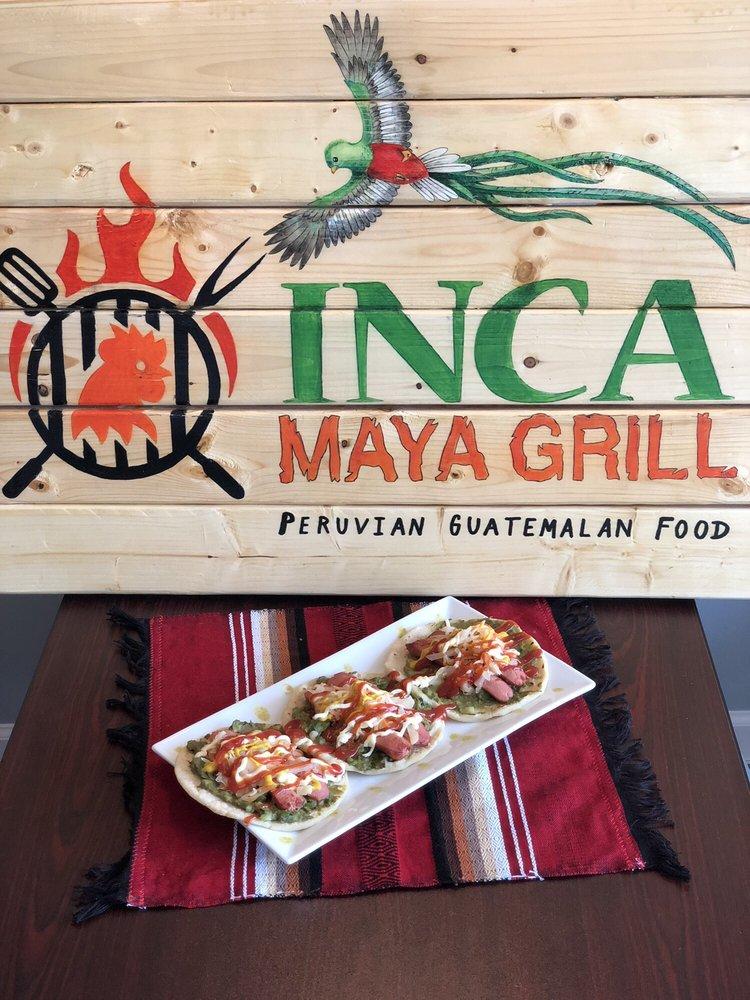 Inca Maya Grill: 20921 Davenport Dr, Sterling, VA