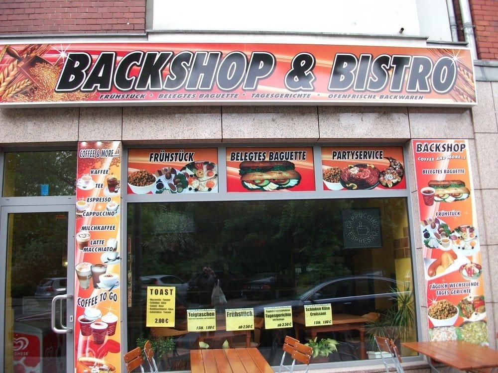 backshop bistro geschlossen back shop alt moabit 104 tiergarten berlin deutschland. Black Bedroom Furniture Sets. Home Design Ideas
