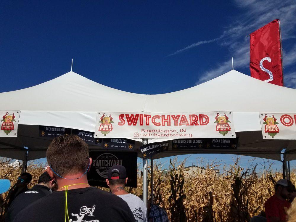 Corn Maze Beer Fest: 8111 E 450 N, Columbus, IN