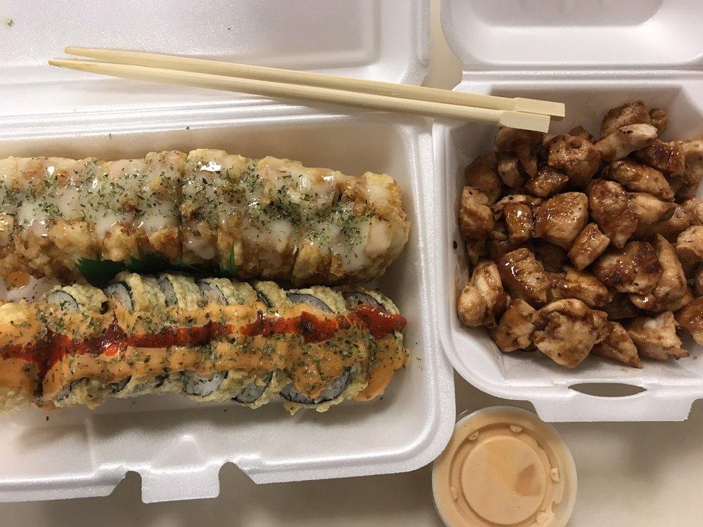 Tasty Hibachi: 2607 Caddo St, Arkadelphia, AR