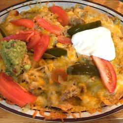 Photo Of Casa Baeza Mexican Restaurant Truckee Ca United States Nachos
