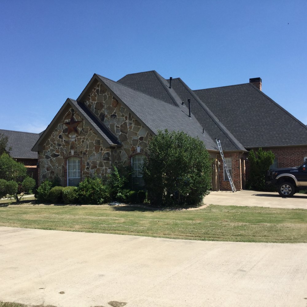 Photo Of Trinity Roofing Construction Mansfield Tx United States