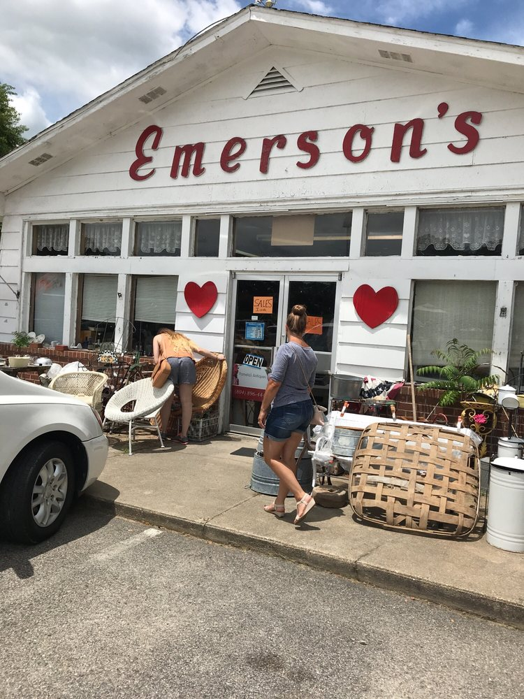 Emerson's Antique Mall & Collectibles