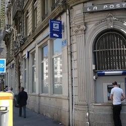 La Poste Bureau de poste 3 rue du Prs Edouard Herriot