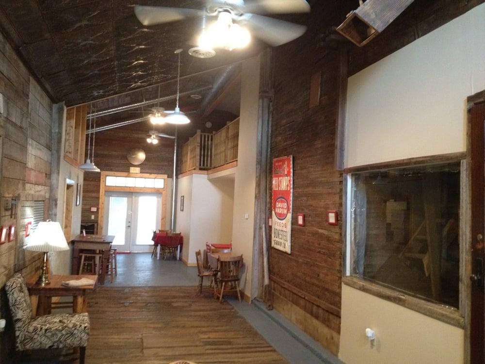 Historic Grain Elevator Bed and Breakfast: 29540 Hwy 18, Herrick, SD