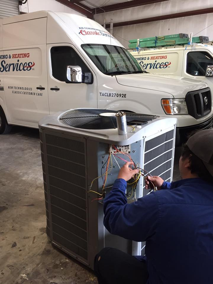 Classic Air Conditioning & Heating: 1893 State Hwy 46 S, New Braunfels, TX