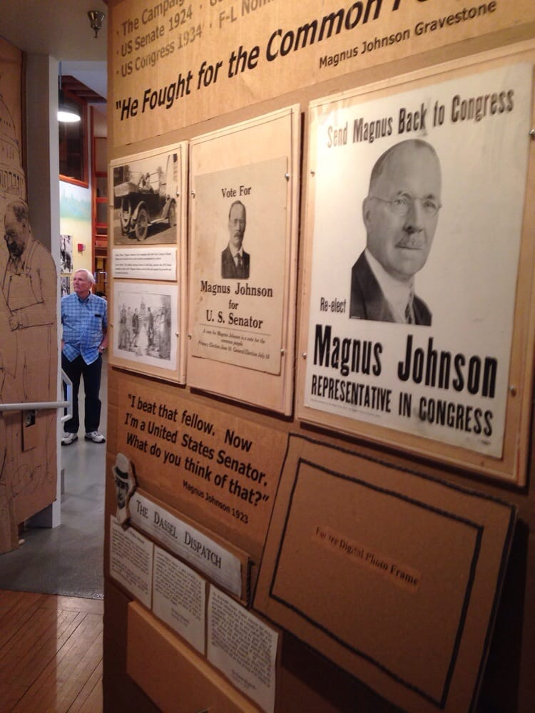 Dassel History Center and Ergot Museum: 901 1st St, Dassel, MN