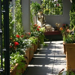 Photo Of Bloomsbury Patio Gardens   Vancouver, BC, Canada. Perfect Little  Garden To