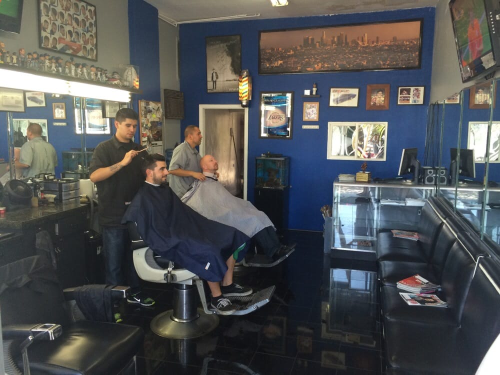 haircut santa monica pico barber shop 15 photos amp 62 reviews barbers 2905 2117 | o