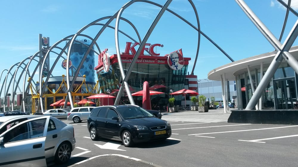 Kfc Fast Food Tafelbergweg 2b Zuid Oost Amsterdam Noord