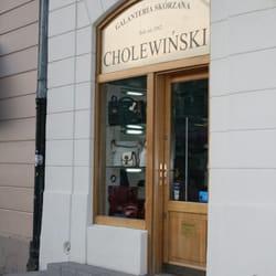 c37ac9a4344fd Galanteria skórzana Cholewiński - Wyroby skórzane - Krakowskie ...