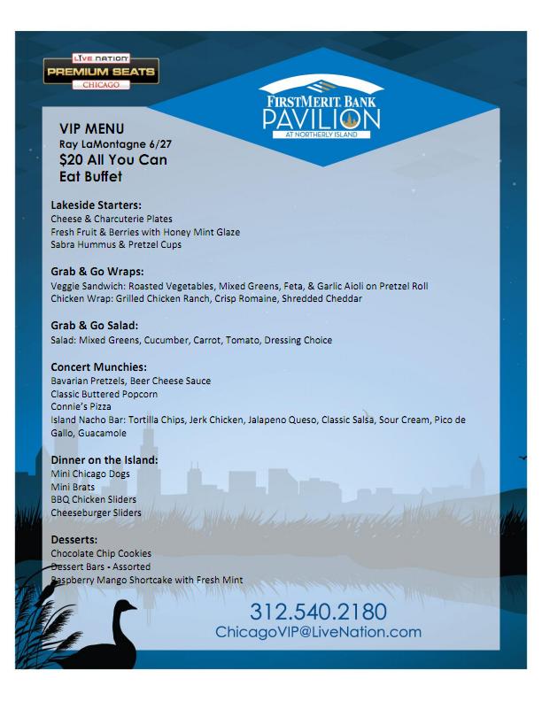 Huntington Bank Pavilion: 1300 S Lynn White Dr, Chicago, IL