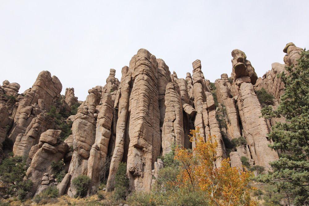 Chiricahua National Monument: 12856 E Rhyolite Creek Rd, Willcox, AZ