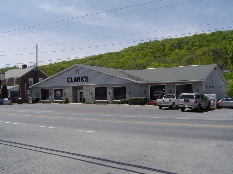 Clark's Home Furnishings: 1734 Valley Rd, Berkeley Springs, WV