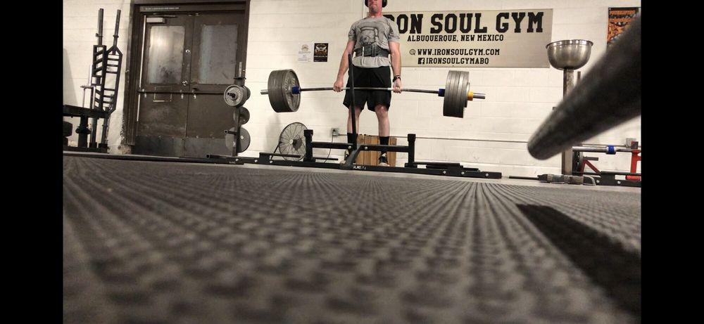 Iron Soul Gym