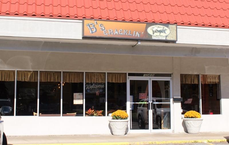 Photo Of B S Lin Bbq Savannah Ga United States Located At