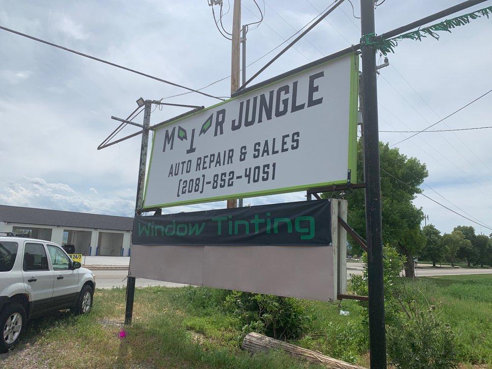 Motor Jungle: 597 N State St, Preston, ID