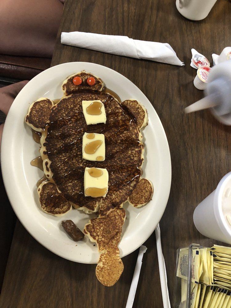 K-18 Cafe: 5495 Highway 18, Lucas, KS
