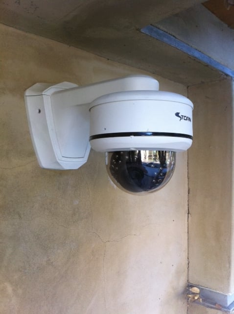 Los Angeles CCTV Security Cameras