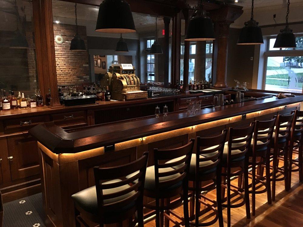 The Brass Ring Bourbon Bar: 5991B North Jefferson St, Burlington, KY