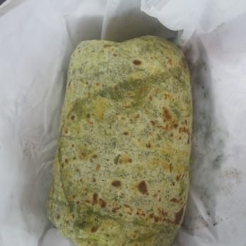 Bandito Burrito Food Truck Menu