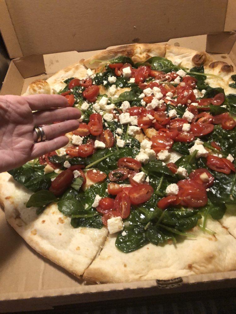 Times Square Pizzeria: 101 Elmsley Meadows Ln, Greensboro, NC