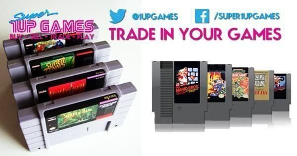 1UP Games