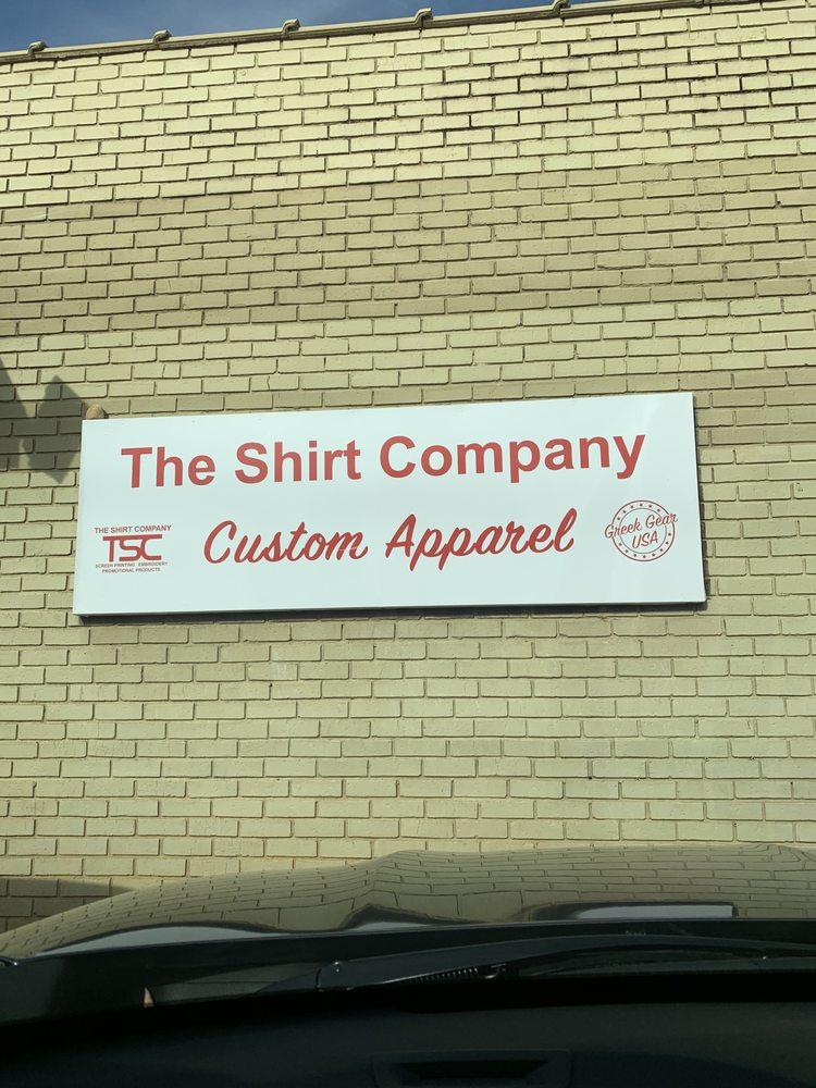 The Shirt Company of America: 1663 Lower Roswell Rd, Marietta, GA