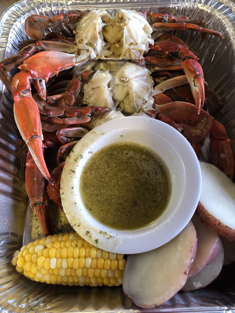 Grants Crabs, Seafood & Grille: 13030 Starkey Rd, Largo, FL