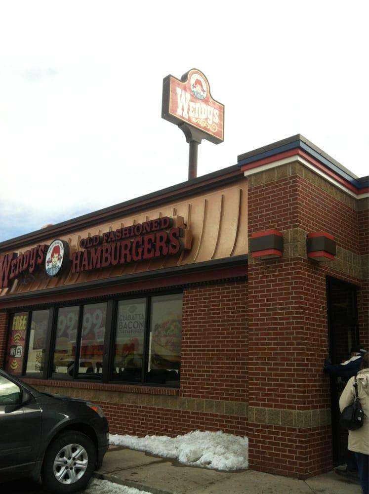 Wendy's: 115 N 2Nd Street, Evanston, WY